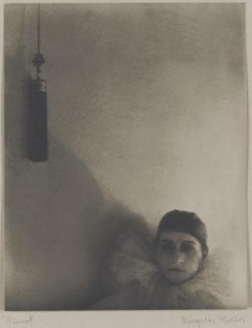 MARGRETHE-MATHER-Pierrot_-1920