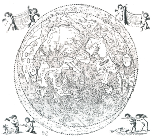 Hevelius_Map_of_the_Moon_1647